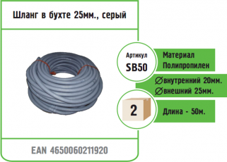 akvater.ru. Шланг в бухте